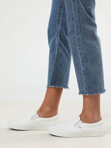סניקרס עור Classic Slip-On / נשים של VANS