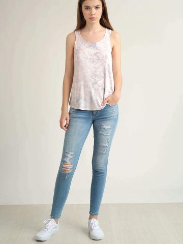 ג'ינס סקיני של AMERICAN EAGLE