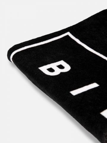 מגבת חוף לוגו