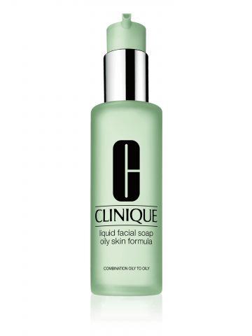 סבון פנים נוזלי לעור שמן