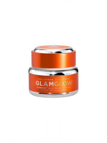 מסכה מבהירה לעור זוהר  / גודל מתאים לנסיעות ™Flashmud של GLAMGLOW