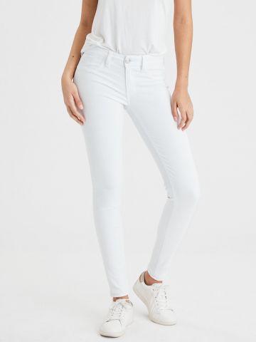 ג'ינס סקיני גזרה נמוכה Ne(x)t Level Stretch