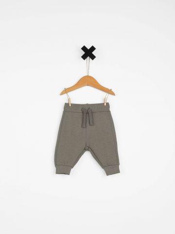 מכנסי טרנינג ארוכים / בייבי בנים