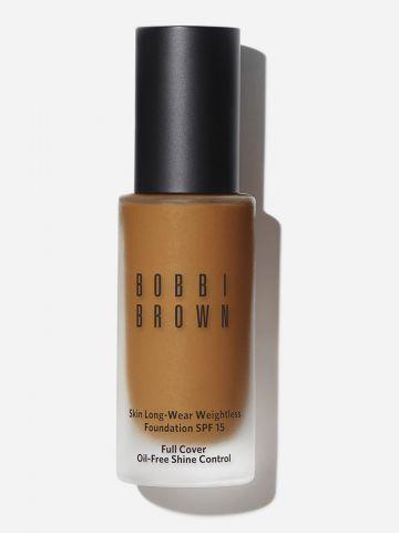 מייק-אפ עמיד Skin Long-Wear Weightless Foundation - Golden של BOBBI BROWN
