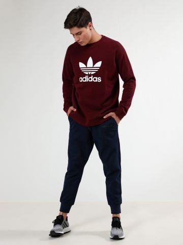 מכנסי טרנינג לוגו עם מנג'טים / גברים