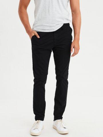 מכנסי סקיני עם כיסים Skinny