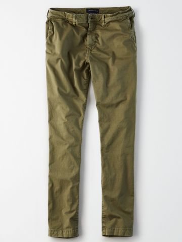 מכנסי סקיני עם כיסים Skinny Lightweight של AMERICAN EAGLE