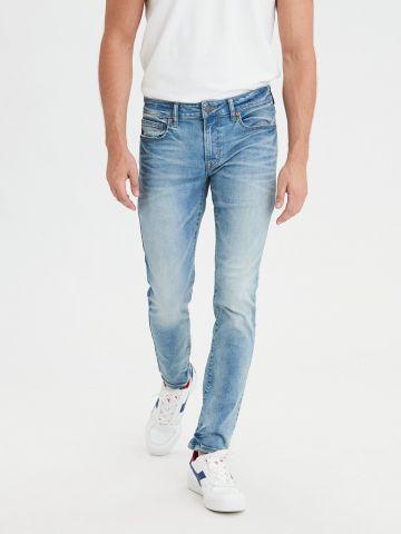 ג'ינס סקיני שטיפת ווש Ne(x)t level skinny