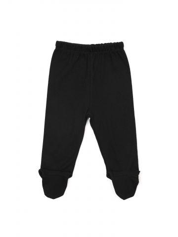מכנסיים ביסייק עם רגליות / בייבי בנים