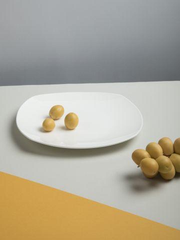 מארז 6 צלחות פורצלן מרובעות Quardo / עיקרית