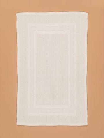 שטיח אמבט מלבני Frame