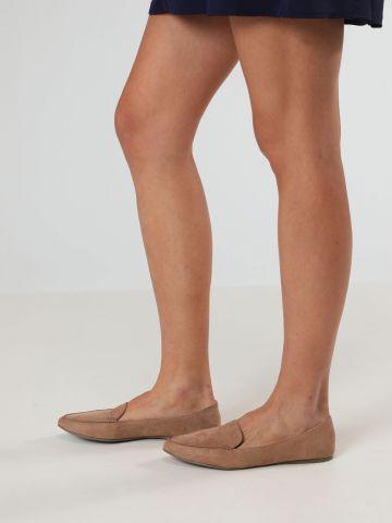 נעלי מוקסינים דמוי זמש Abigail / נשים של STEVE MADDEN
