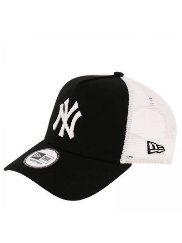 כובע מצחייה רשת קולור בלוק יאנקיז