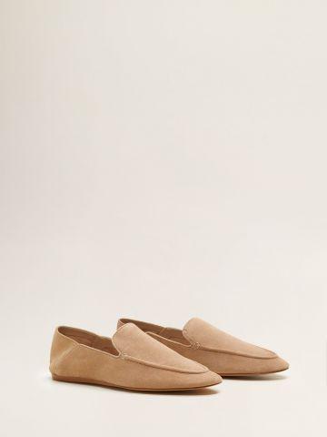 נעלי מוקסינים מזמש