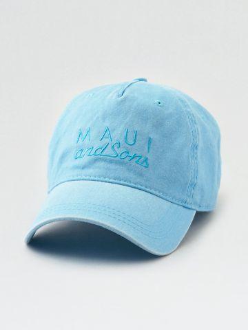 כובע מצחייה ווש Maui and sons