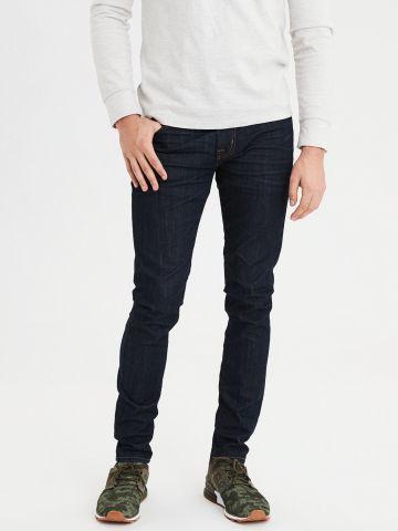 ג'ינס סקיני בשטיפה כהה Skinny Jean
