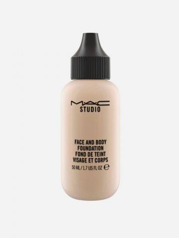מייק אפ Studio Face and Body Foundation 50 ml