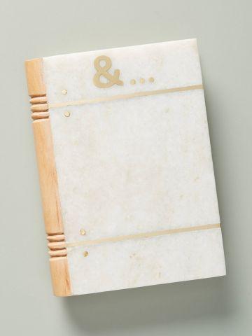 מגש גבינות בצורת ספר / קטן
