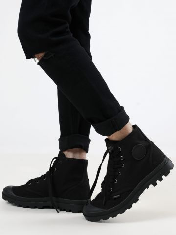 נעלי קנבס גבוהות Pampa Hi / גברים