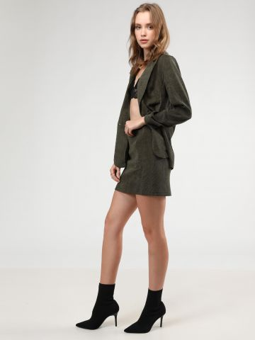חצאית מיני קורדרוי