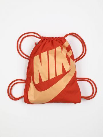 תיק שק לוגו