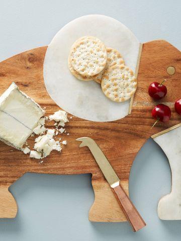 מגש גבינה בצורת פיל