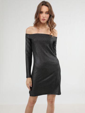 שמלת מיני לורקס אוף שולדרס של TERMINAL X