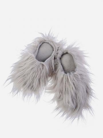 נעלי בית סליפרס פלאפי L / נשים