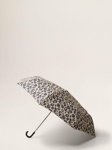 מטרייה בהדפס מנומר
