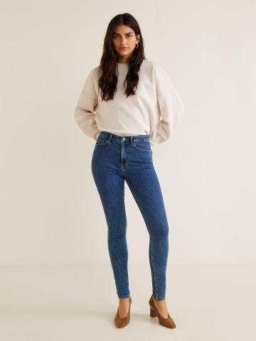 ג'ינס סקיני Tall בגזרה גבוהה