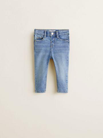 ג'ינס סקיני עם כיסים / בייבי בנות
