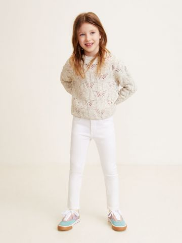 ג'ינס סקיני עם כיסים