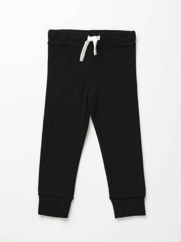 מכנסיים ריב ארוכים / 3M-4Y