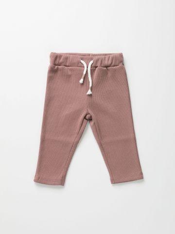 מכנסי ריב ארוכים / 3M-4Y