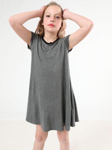 שמלת טי שירט רינגר