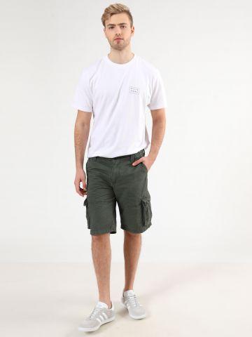 מכנסי דגמ״ח קצרים