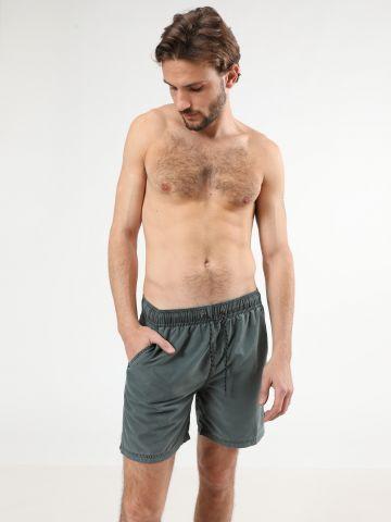 מכנסי בגד ים ווש לוגו של BILLABONG