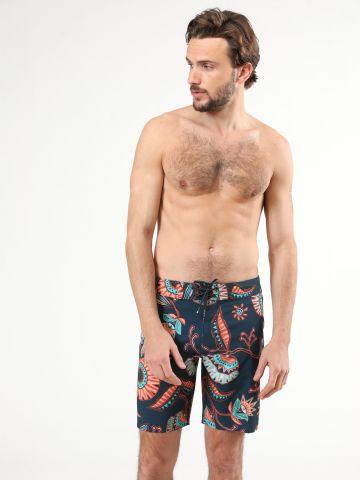 מכנסי בגד ים בהדפס פגאני של BILLABONG