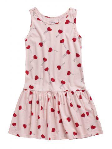 שמלת גופיה love / בנות