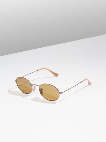 משקפי שמש עגולים Oval Unisex