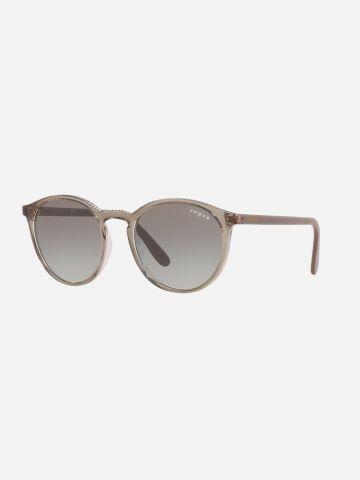 משקפי שמש עגולים / נשים של vogue eyewear