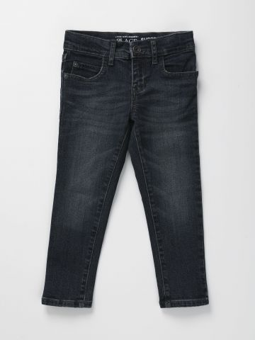 ג'ינס סקיני בשטיפה כהה / בנים