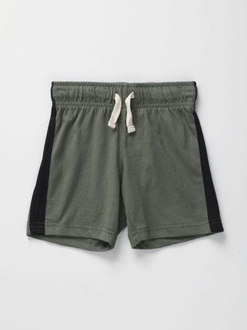 מכנסי ג'רזי קצרים / בנים