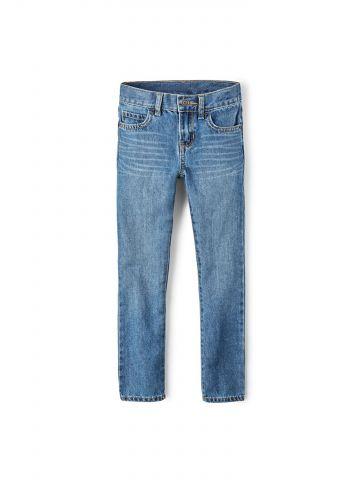 ג'ינס סקיני עם הבהרות / בנים