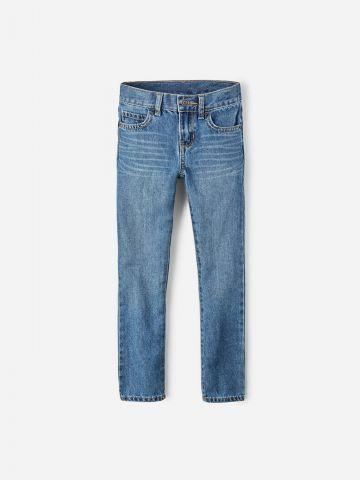 ג'ינס סקיני עם הבהרות / בנים של THE CHILDREN'S PLACE
