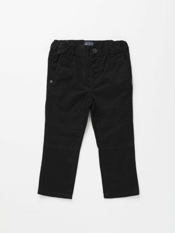 מכנסיים ארוכים עם עיטורי תפרים / 6M-4Y