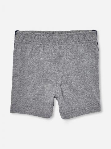 מכנסי טרנינג קצרים עם סטריפים / בייבי בנים של THE CHILDREN'S PLACE