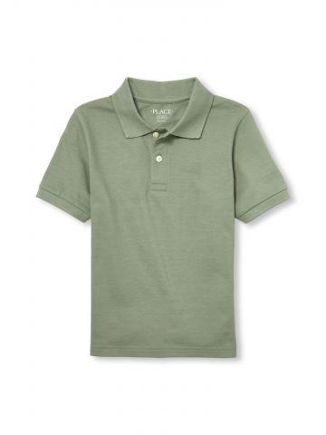 חולצת פולו פיקה / בנים