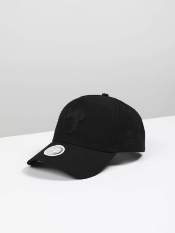 כובע מצחייה עם פאץ' מיני מאוס A-FRAME / נשים