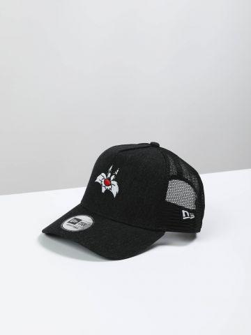 כובע מצחייה רשת סילבסטר 9FORTY / נשים